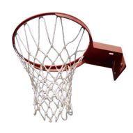 Basketball But Basket prise avant, anneau simple ou double